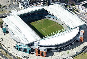 Daily Quiz: What is the current sponsored name of Docklands Stadium?