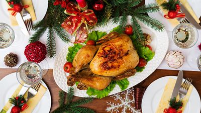 Drought could send cost of Christmas lunch soaring