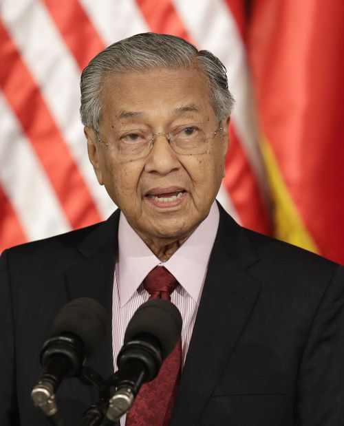 Prime Minister Mahathir Mohamad says the Malaysian government is considering whether to shut, sell or refinance national carrier Malaysia Airlines after struggling recently.