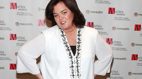 Rosie O'Donnell is engaged (already)!