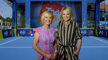 Today hosts Deb Knight and Georgie Gardner.