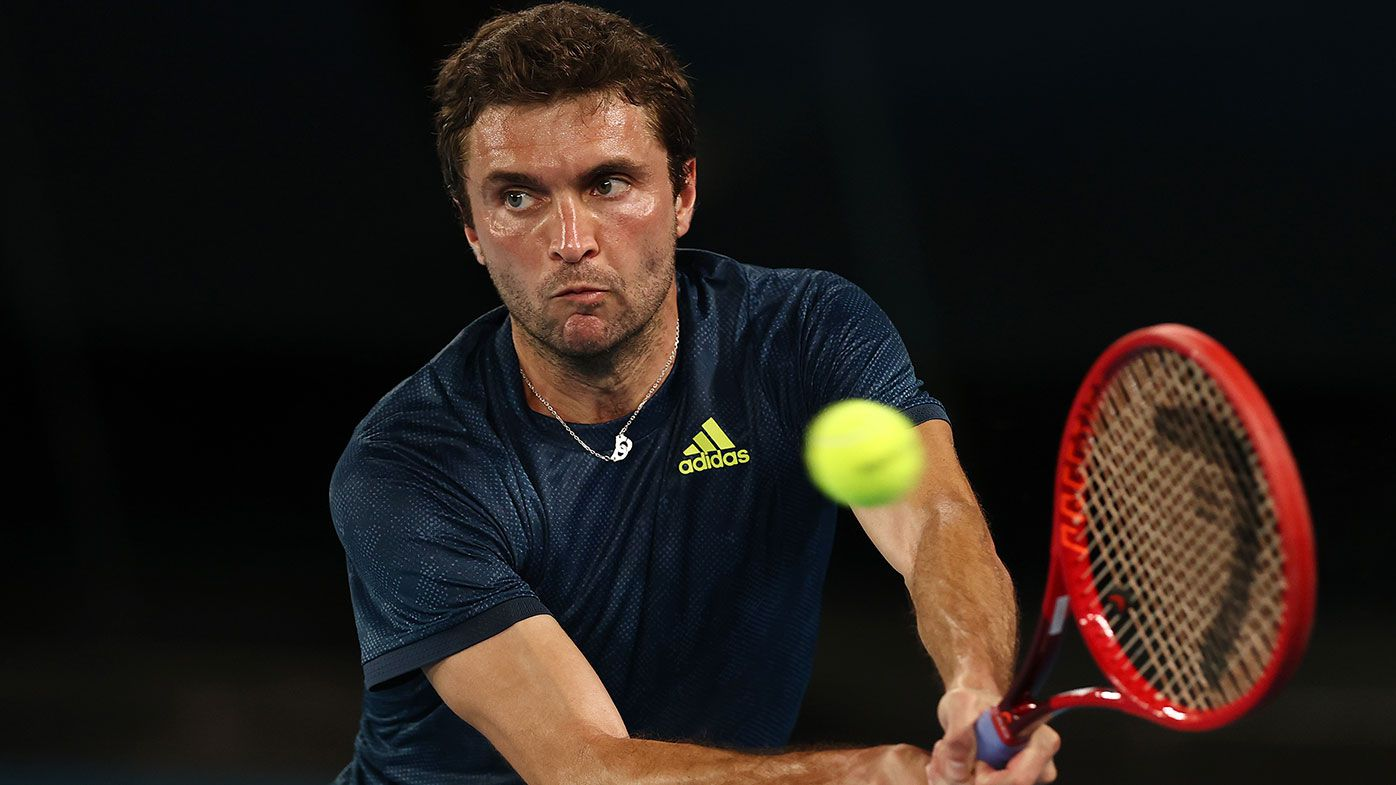 Frenchman Gilles Simon unloads on 'inaccurate' Hawkeye technology, blasts standard of umpiring