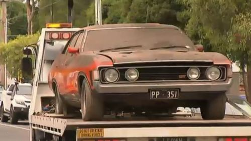 There are now plans to restore the Ford. (9NEWS)