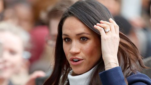 Meghan Markle is unlikely to be impressed by her father's willingness to collaborate with a paparazzo. Picture: AP
