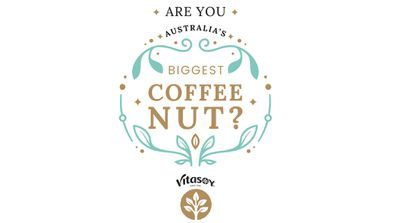 Vitasoy is offering the chance to pay you 10K to drink coffee for one month