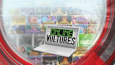 Online vultures: Mum's crusade