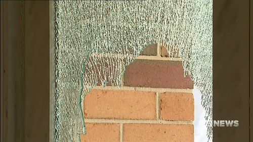 Homes were broken into and victims assaulted during the spree. (9NEWS)