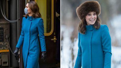 Catherine Walker & Co coat