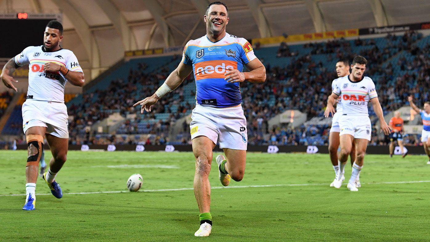 NRL teams round 18: Michael Gordon makes return from life-threatening blood-clot