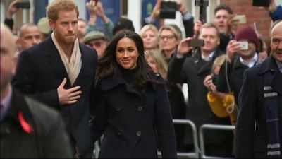 Meghan Mania moves to Wales
