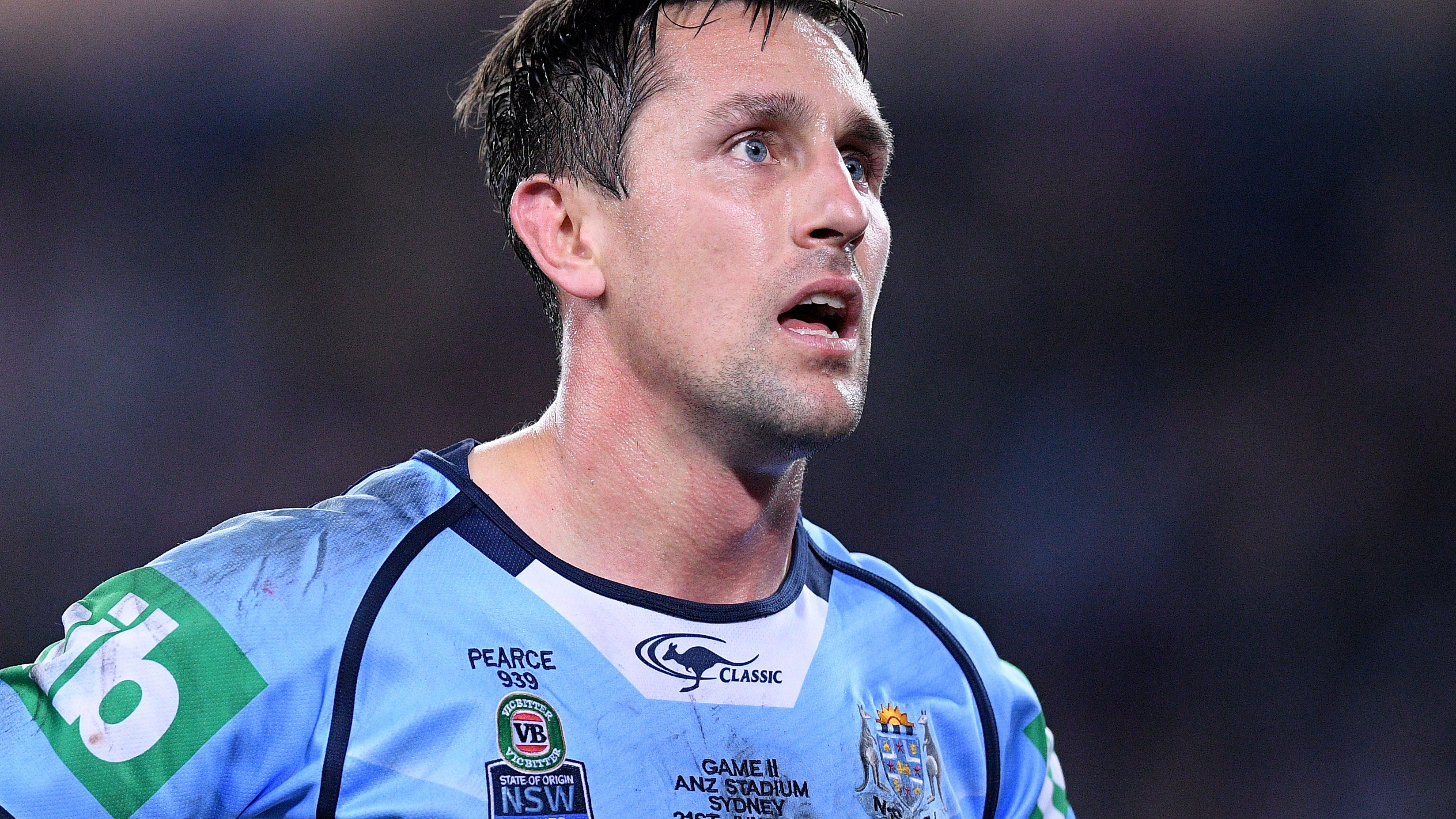 Mitchell Pearce set for shock recall to Blues for Origin II: report