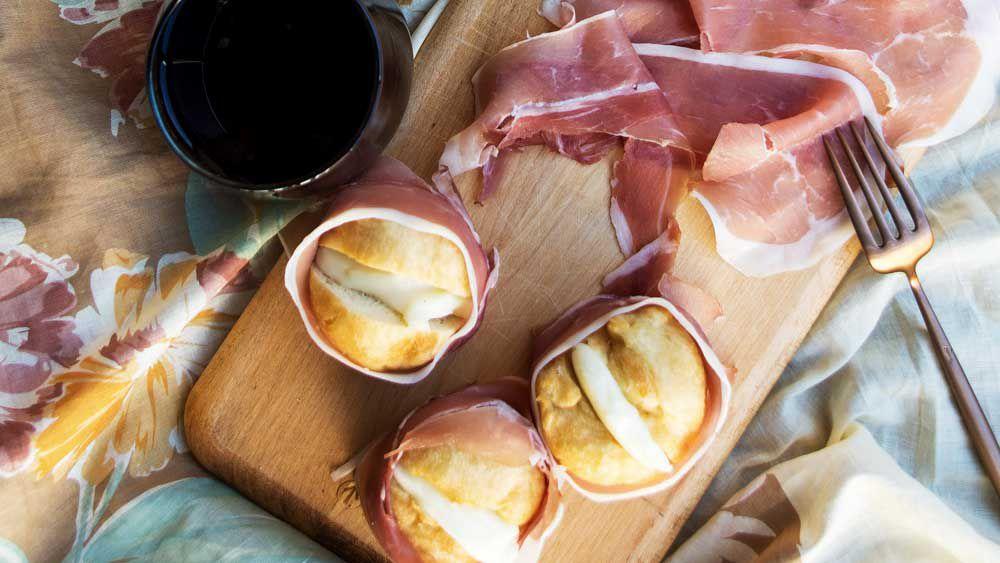 Paola Bacchia's fried bread balls