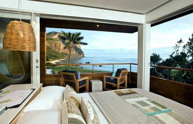 Capella Lodge bedroom