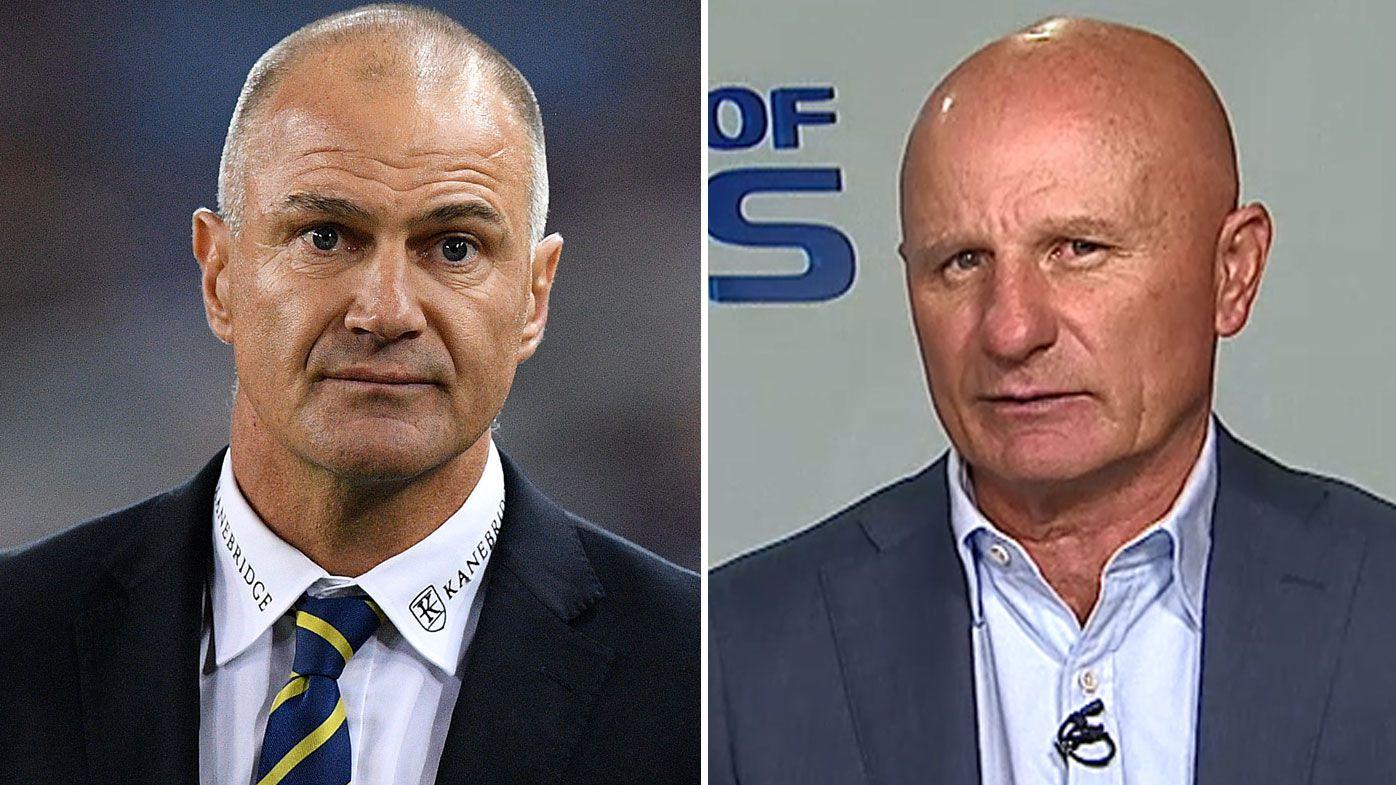 Peter Sterling backs Brad Arthur to retain Eels job