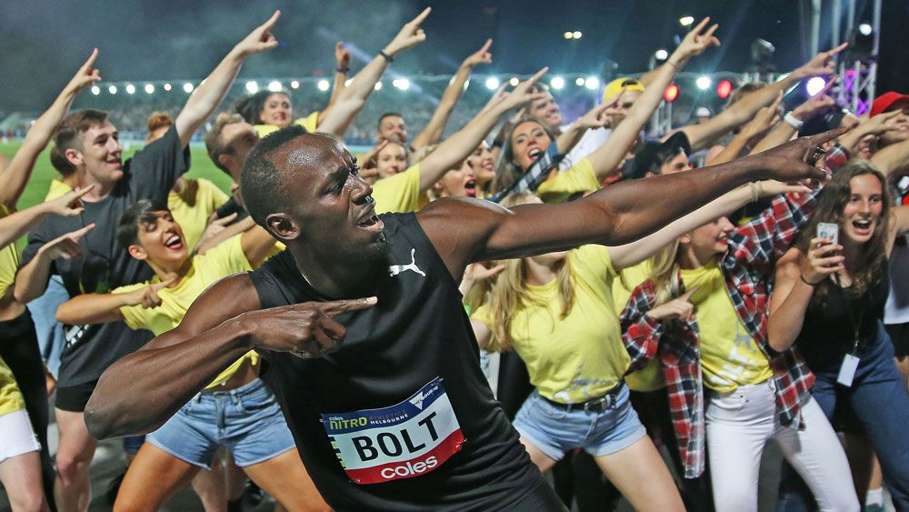 'Pretty good' Usain Bolt hoping to secure a trial with EPL club Manchester United