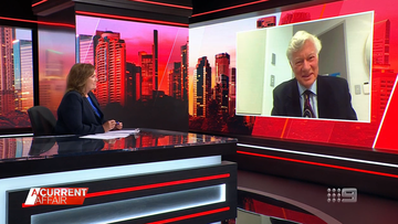 Geoffrey Robertson 'outraged' by India ban