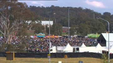 Groovin the Moo pill testing 'saved lives' with two deadly pills found