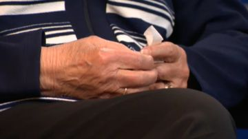 Grandmother, 87, 'tied up and robbed' inside own home