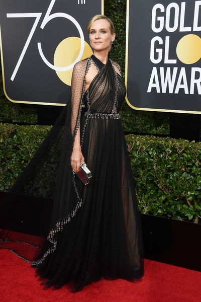 Actress Diane Kruger