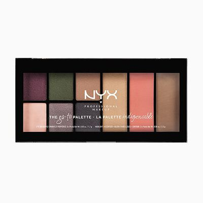 "<a href=""https://www.target.com.au/p/nyx-pro-makeup-go-to-palette/59578123"" target=""_blank"" draggable=""false"">Nyx Pro Makeup Go-To Palette, $34.95.</a>"