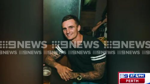 Aden Field had flown to Bali to propose to his girlfriend. (9NEWS)