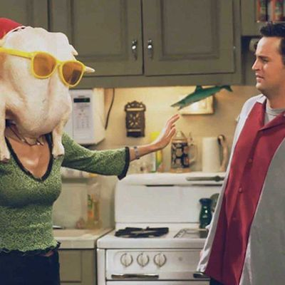 14. 'The One With All the Thanksgivings' (Season 5, Episode 8)