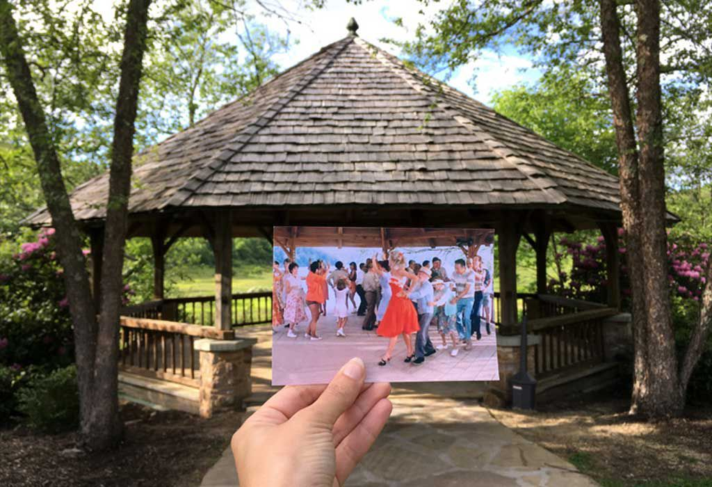 Blogger Hilariously Matches Dirty Dancing Locations With
