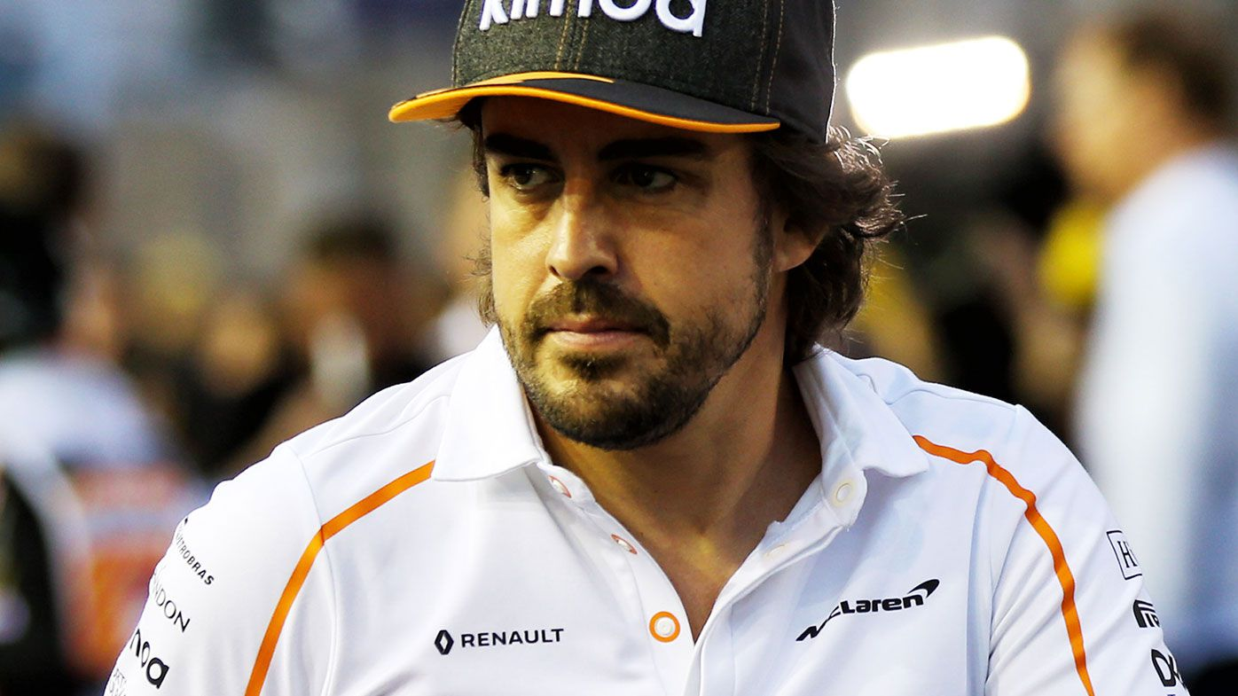 Alonso Penalty shows'how bad Formula One