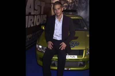 Paul was passionate about cars off-screen as well - he owned a Nissan Skyline R34 GT-R V-Spec II (not pictured) that was featured in <i>2 Fast 2 Furious</i>, driven by his character Brian O'Conner. <br/><br/>He had customised the car himself for the movie, and also did many stunts in the movie himself.