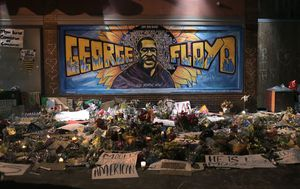 Second memorial to be held for George Floyd after 11th night of protests