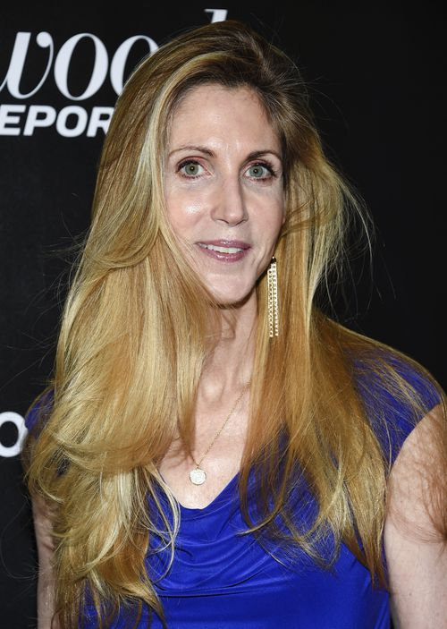 """Conservative commentator Ann Coulter called Donald Trump the """"biggest wimp"""" ever to occupy the oval office because he has backed out of the government shutdown."""