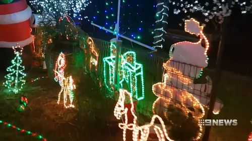 Research released by the insurer shows Australians tend to use the same lights annually without checking if they're safe, and have warned people to check them for faults.