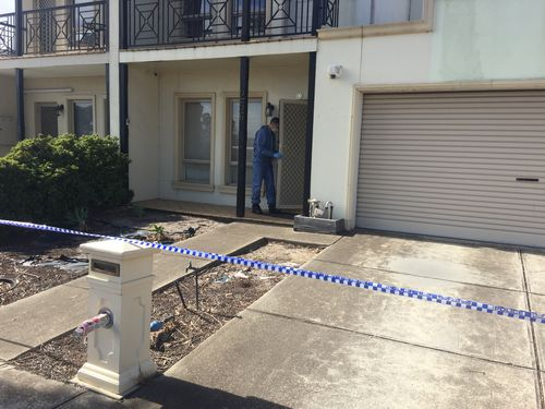 Balaclava-clad group repeatedly stab father in violent home invasion