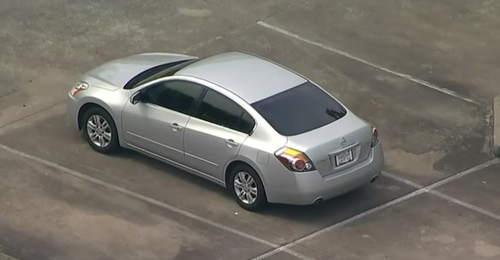 An allegedly stolen grey Nissan has been located in the search for missing Texas girl Maleah Davis.