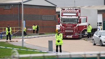 UK Police charge third person over 39 Vietnamese truck deaths