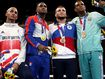 Fuming boxer refuses to wear Olympic medal