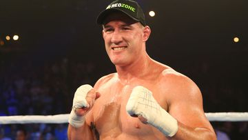 Why Danny Green is laughing at Gallen