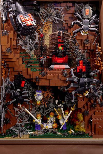 Spider King's Lair | Underground Challenge