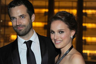 Natalie Portman married her baby daddy Benjamin Millepied in a private ceremony in August (with all-vegan catering!)