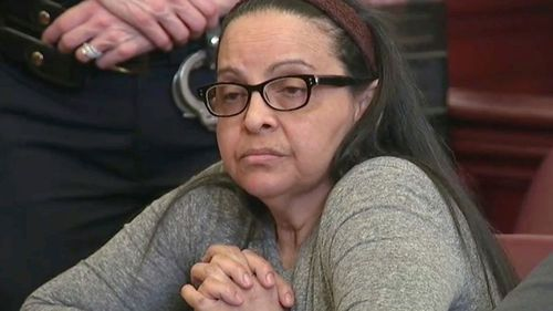 Ortega has been sentenced to life in prison without parole. (AAP)