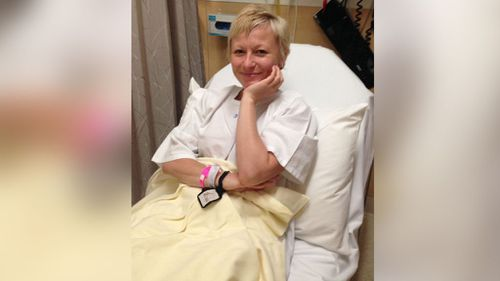 Ms Bucholtz is being treated in the Royal Women's Hospital. (Picture: Supplied)