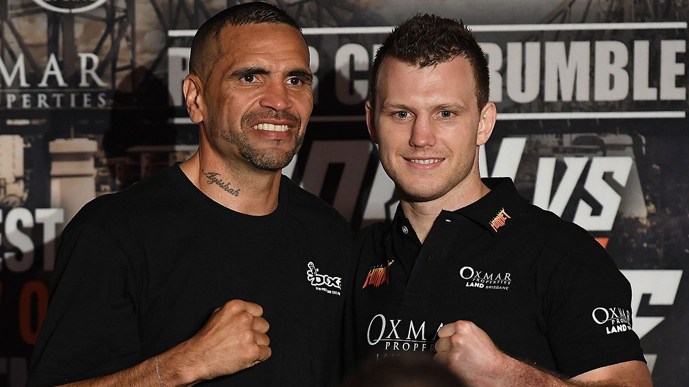 Anthony Mundine Jeff Horn