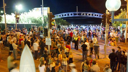 The Queensland Government has cancelled Schoolies Week this year, including all official parties and events.
