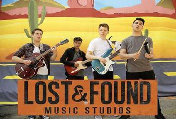 Lost And Found Studios