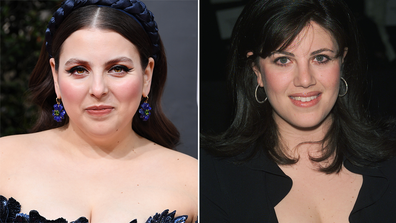 First look at actress Beanie Feldstein as Monica Lewinsky in the new teaser for Impeachment: American Crime Story