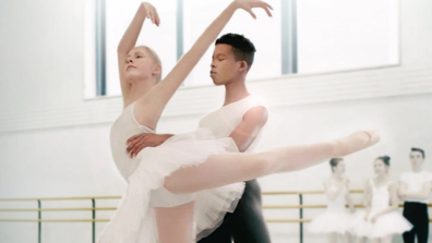 'On Pointe' is well, on point