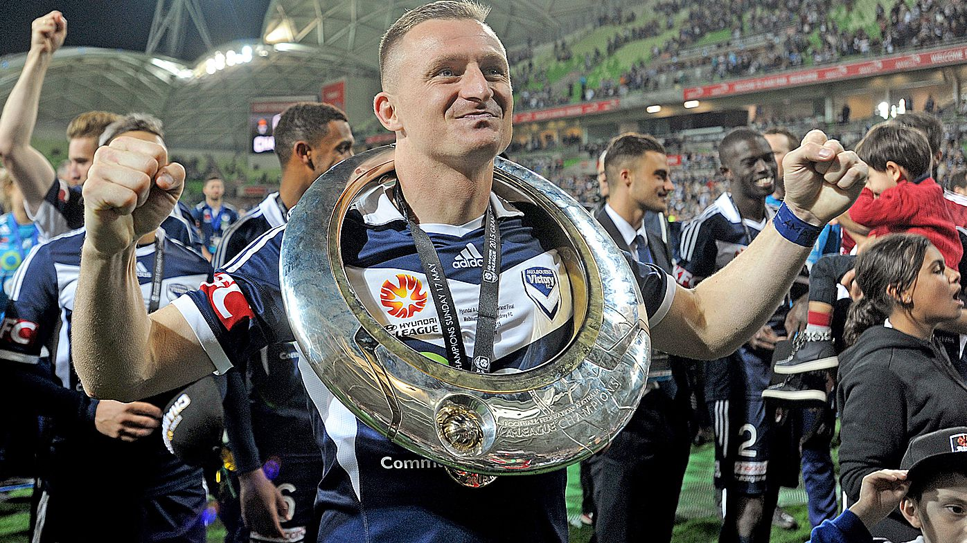 Football legend Mark Schwarzer says A-League 'almost detrimental' to Socceroos' development