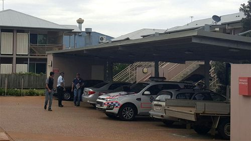 Armed Qld man surrenders to police