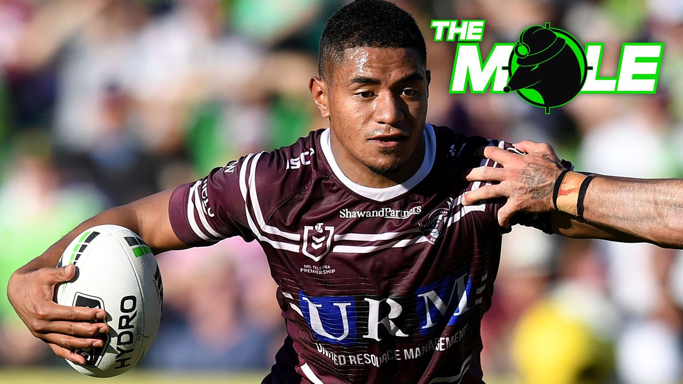 The Mole: Test tug-of-war for young Manly star, players want out of clubs ASAP