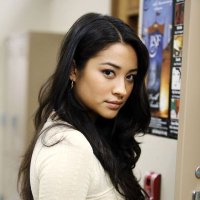 Shay Mitchell as Emily Fields: Then